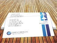 Brokerage Interior Business Cards