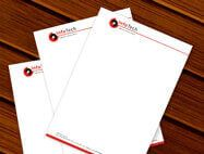 Technology Letterhead