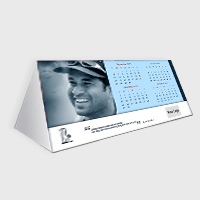 Tent Card Calendar (3 Sided)