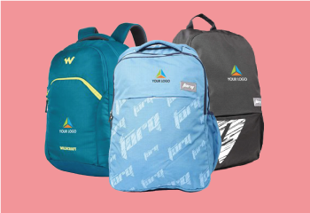 Customised Backpacks
