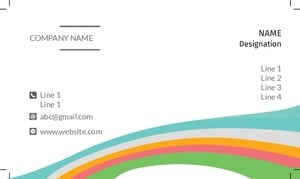 Generic Visiting Card 17