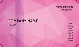 Generic Visiting Card 20