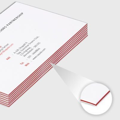 Premium visiting cards printing buy business cards online prime cards reheart Choice Image