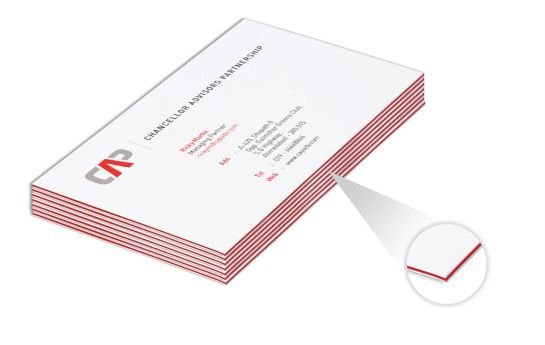Corporate Prime Visiting Card Sample
