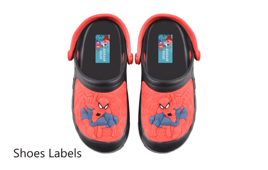 Shoes Labels
