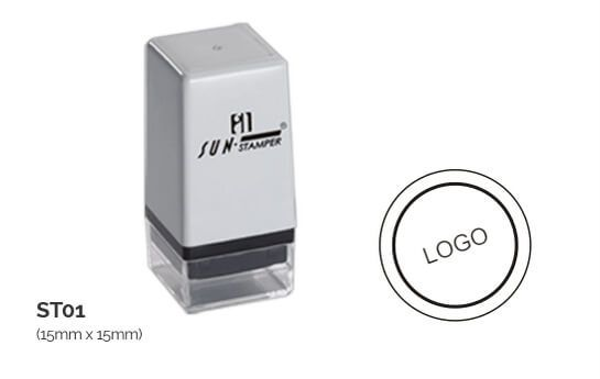 order custom self inking and pre inked stamps for your business