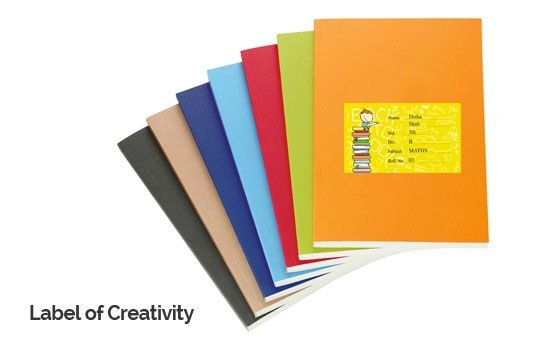 Label Of Creativity Book Labels